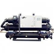 热回收水冷螺杆式冷水机