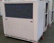 实验室冷水机生产车间展示